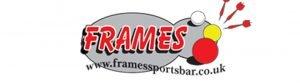 Frames Sports Bar Banner