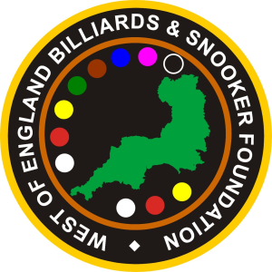 West of England Billiards and Snooker Foundation Logo