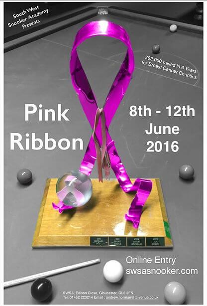 Pink Ribbon 2016