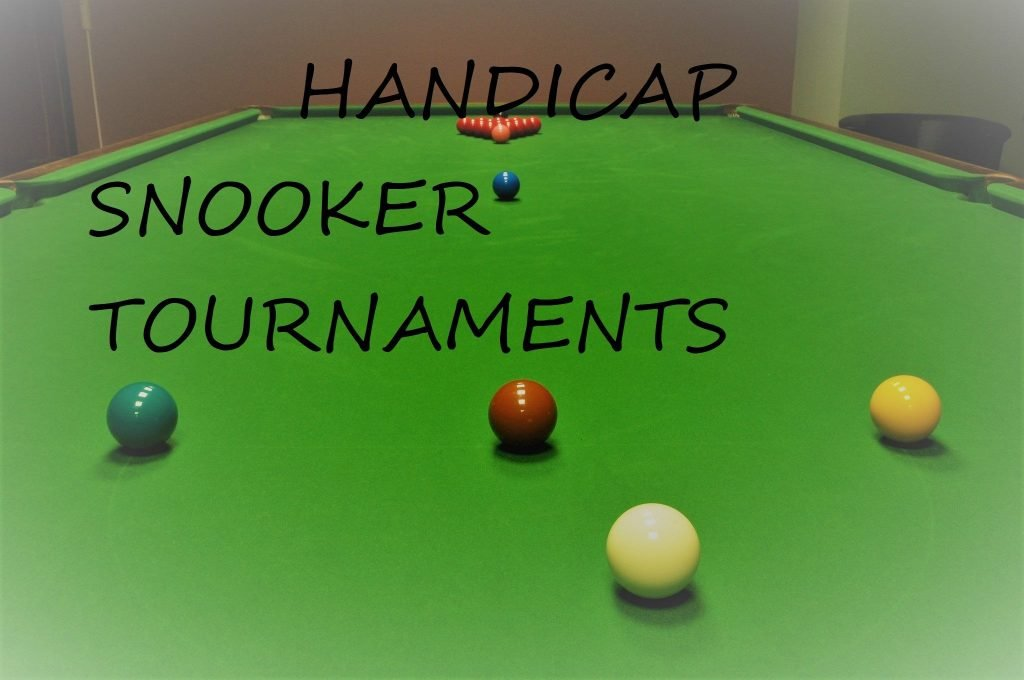 Frames Handicap Tournaments 2