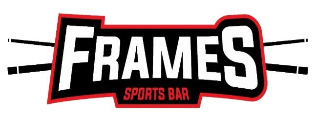 Frames Sports Bar Logo