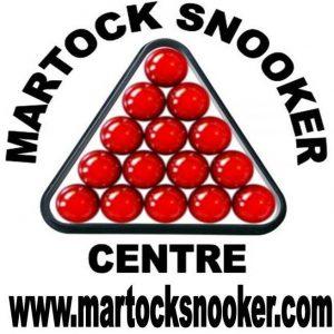 Martock Snooker Centre Logo