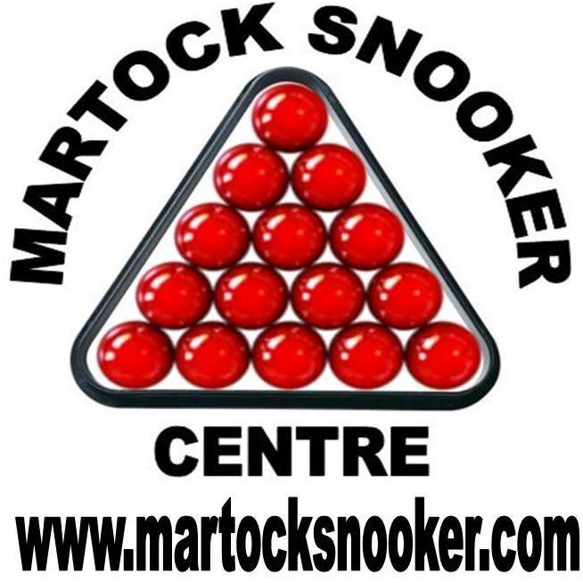Martock Snooker Centre Logo