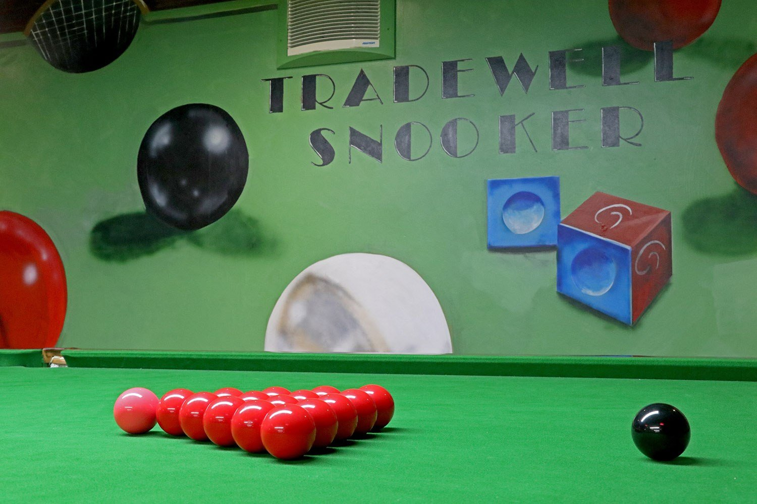 Tradewell Snooker Club