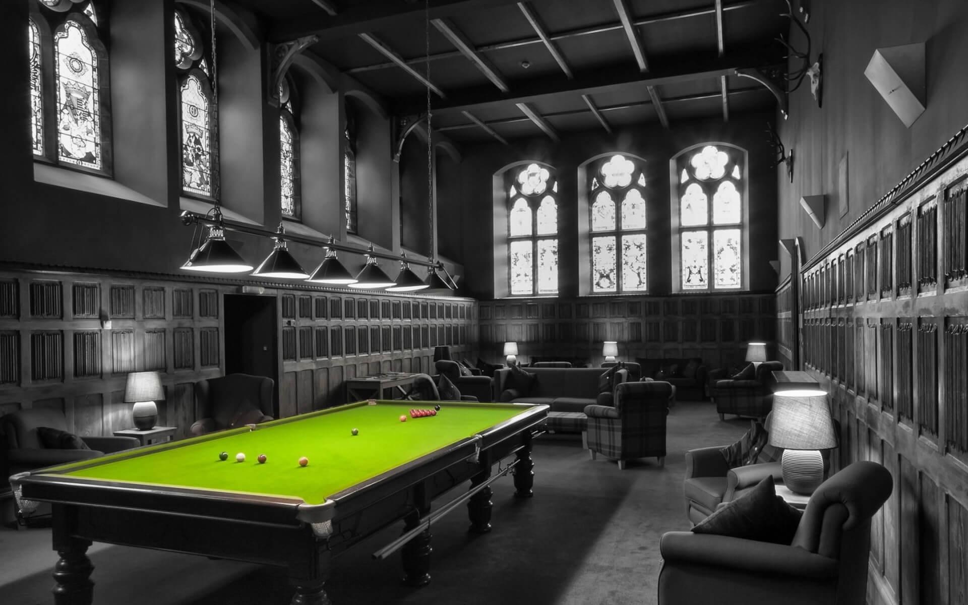 Snooker Hub Home Page Image
