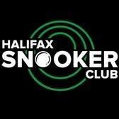 Halifax Snooker Club Logo