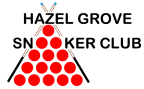 Hazel Grove Snooker Club Logo