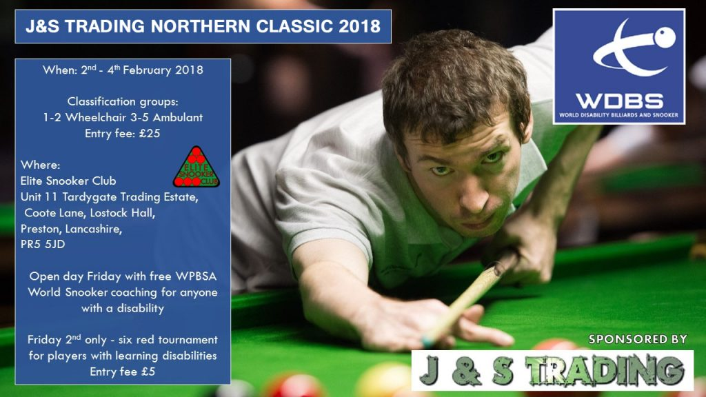 WDBS Northern Classic poster