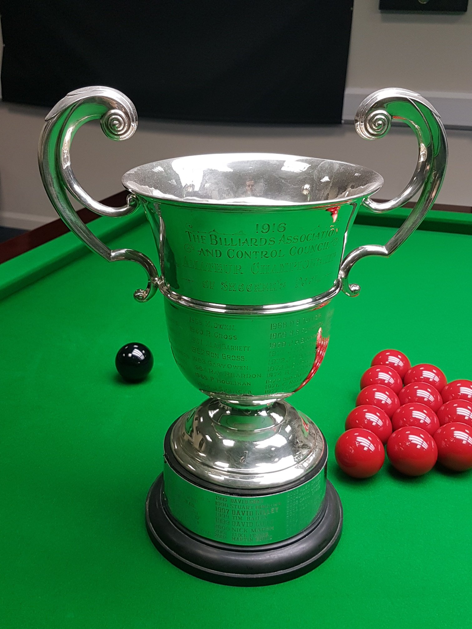 English Amateur Championship Trophy