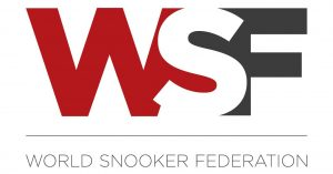 World Snooker Federation Logo