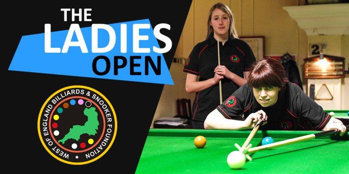 WEBSF - The Ladies Open