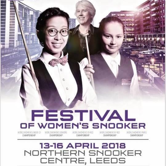 Festival of women's Snooker 2018