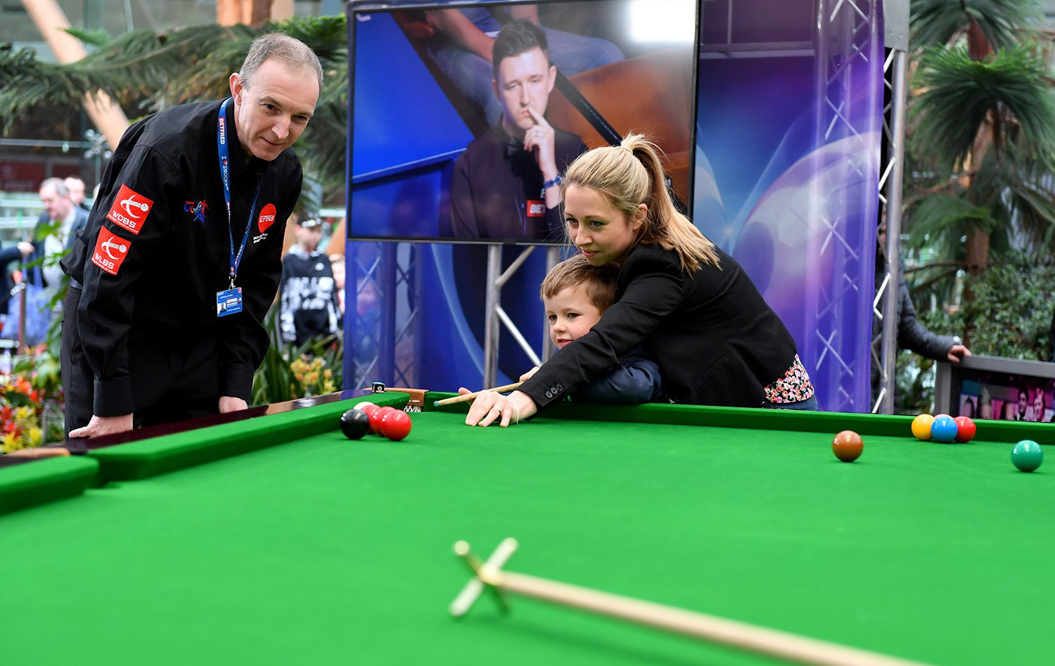 World Snooker Disability Day