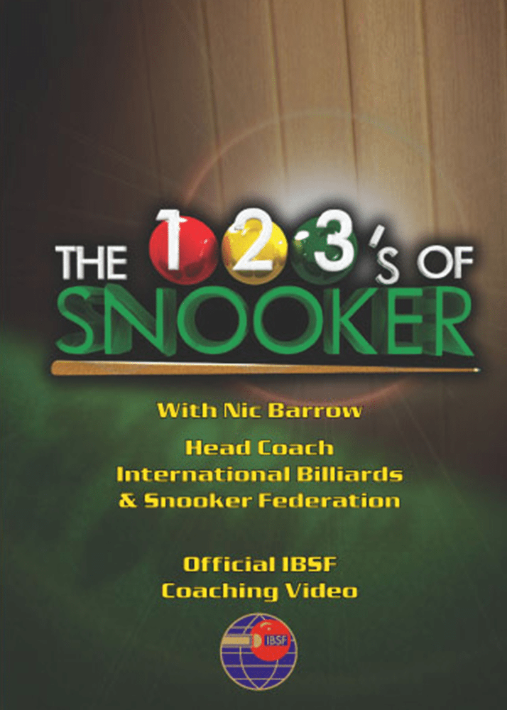 Snooker Gym 123s of Snooker