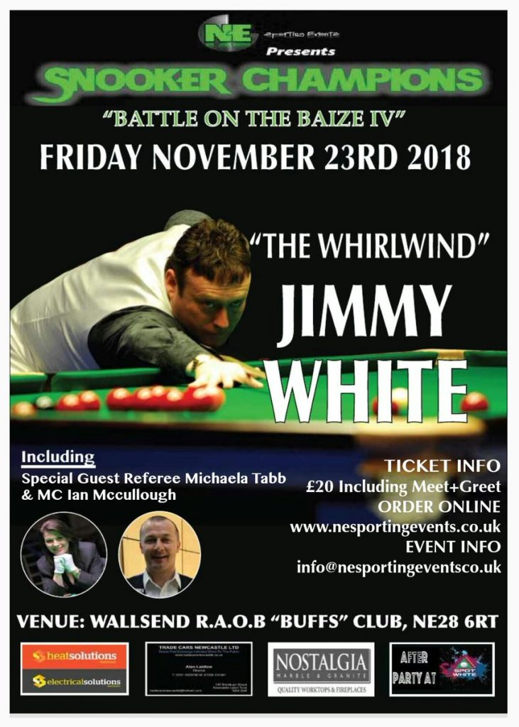 181123 Jimmy White