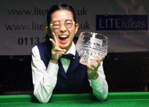 2017 UK Champion Ng On Yee
