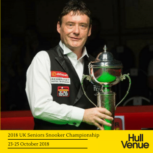 Last year's winner Jimmy White