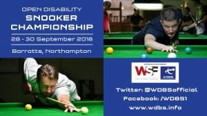 Open Disability Snooker Championship