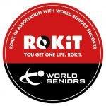 ROKiT - World Seniors Logo
