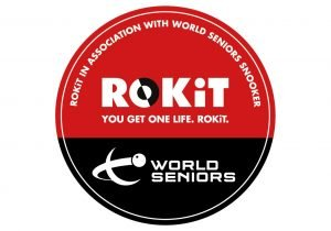 ROKiT - World Seniors Logo