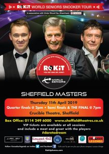 Sheffield Masters Poster