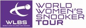 World Women's Snooker Tour Logo
