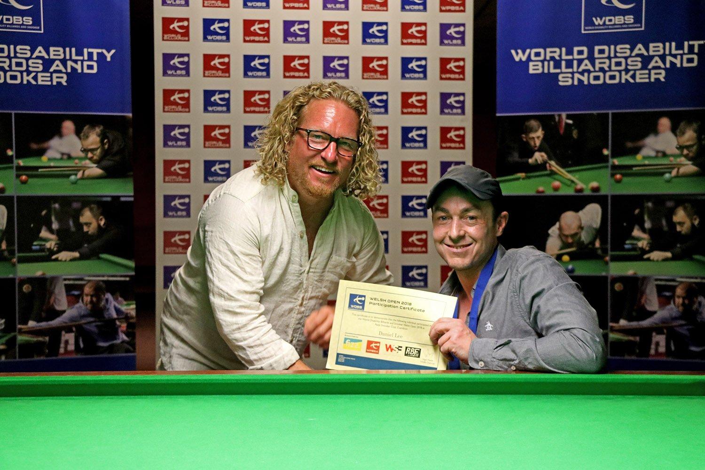 Winner Daniel Lee