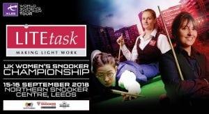LiteTask UK Women's Snooker Championship 2018