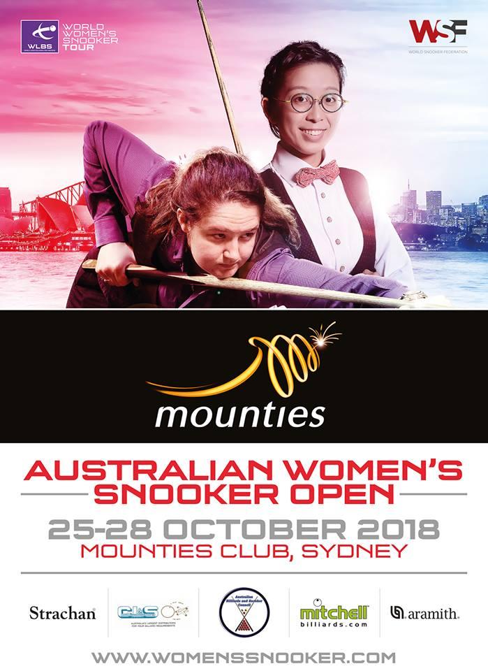 2018 Australian Women's Open