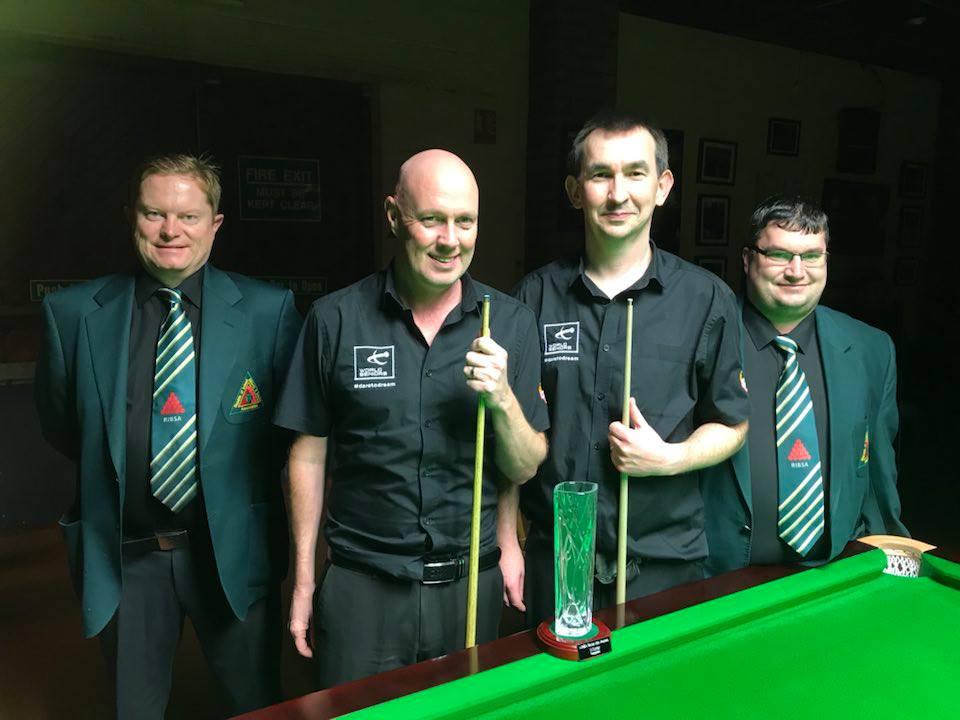 Seniors Irish Masters Finalists