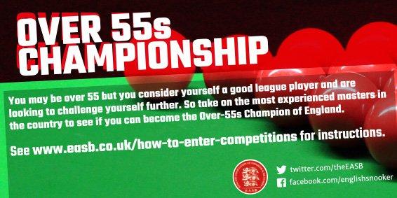 English Over 55s Championship