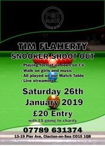 Pot Black Snooker Shootout