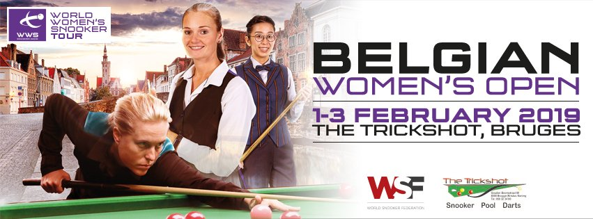 Belgian Women's Open 2019