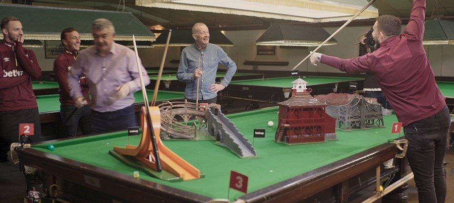 Betway Crazy Snooker