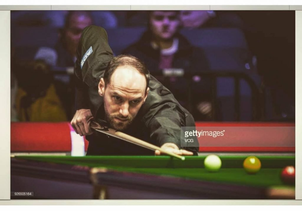 An evening of snooker with Ian Burns