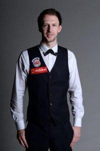 Judd Trump at the Northern Snooker Centre