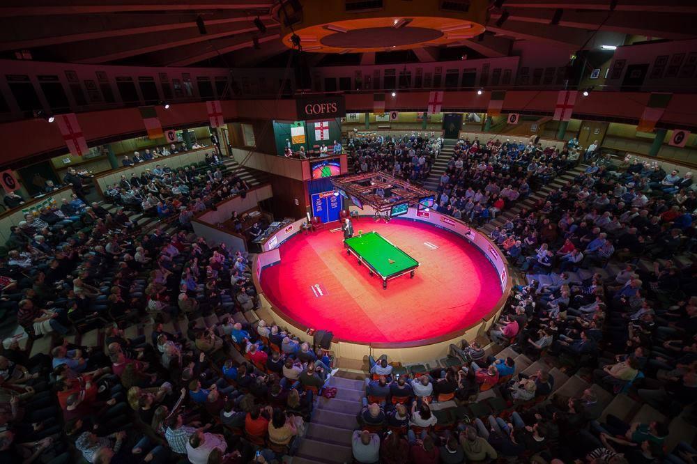The 2019 World Seniors Masters Final