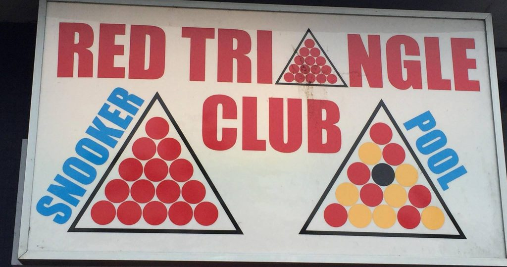 The Red Triangle, Cumbernauld