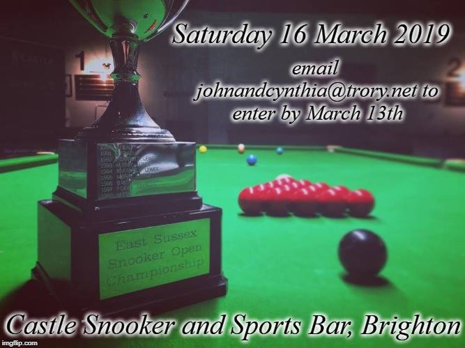 East Sussex Snooker Open Championship