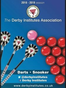 DIA Grand Masters Over 50s Snooker Competition 2019
