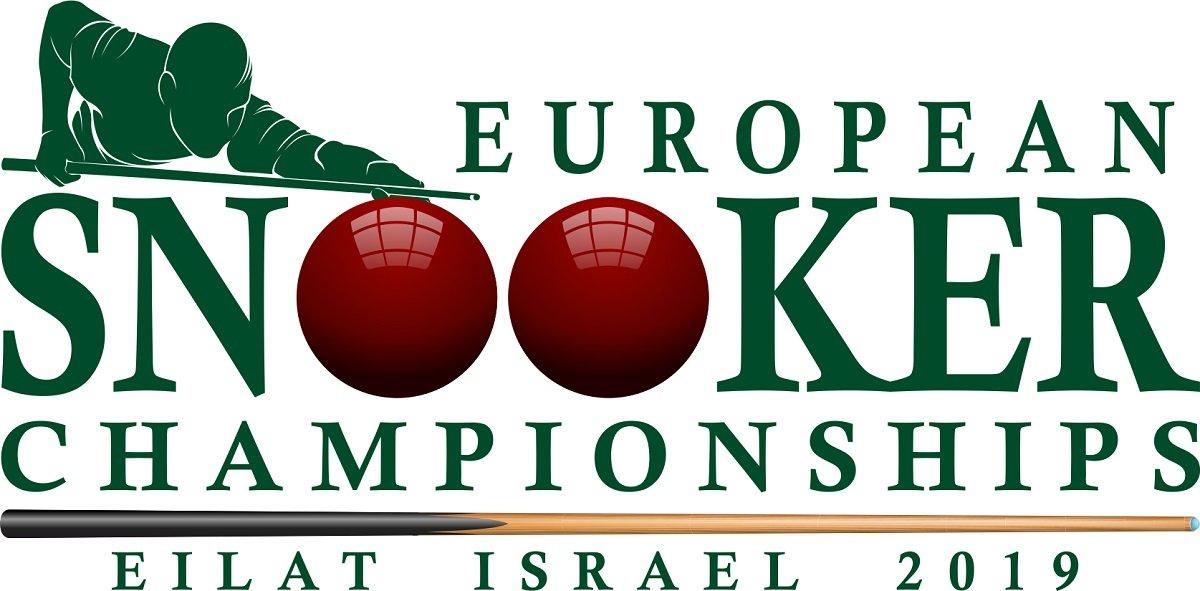 EBSA European Championships 2019Logo