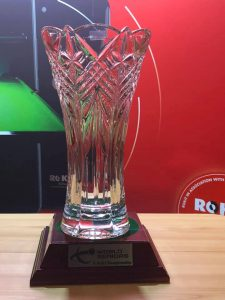 The Dennis Taylor Trophy