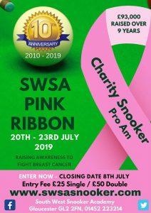 Pink Ribbon 2019 Poster