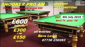 Leytonstone Snooker Pro-Am