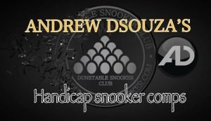 Handicap Snooker Comps Logo