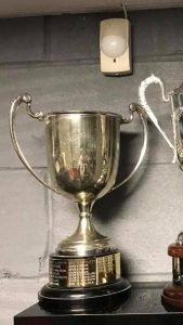 Norfolk Snooker Championship Trophy