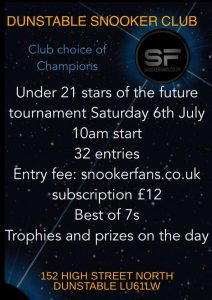 SnookerFans Under 21