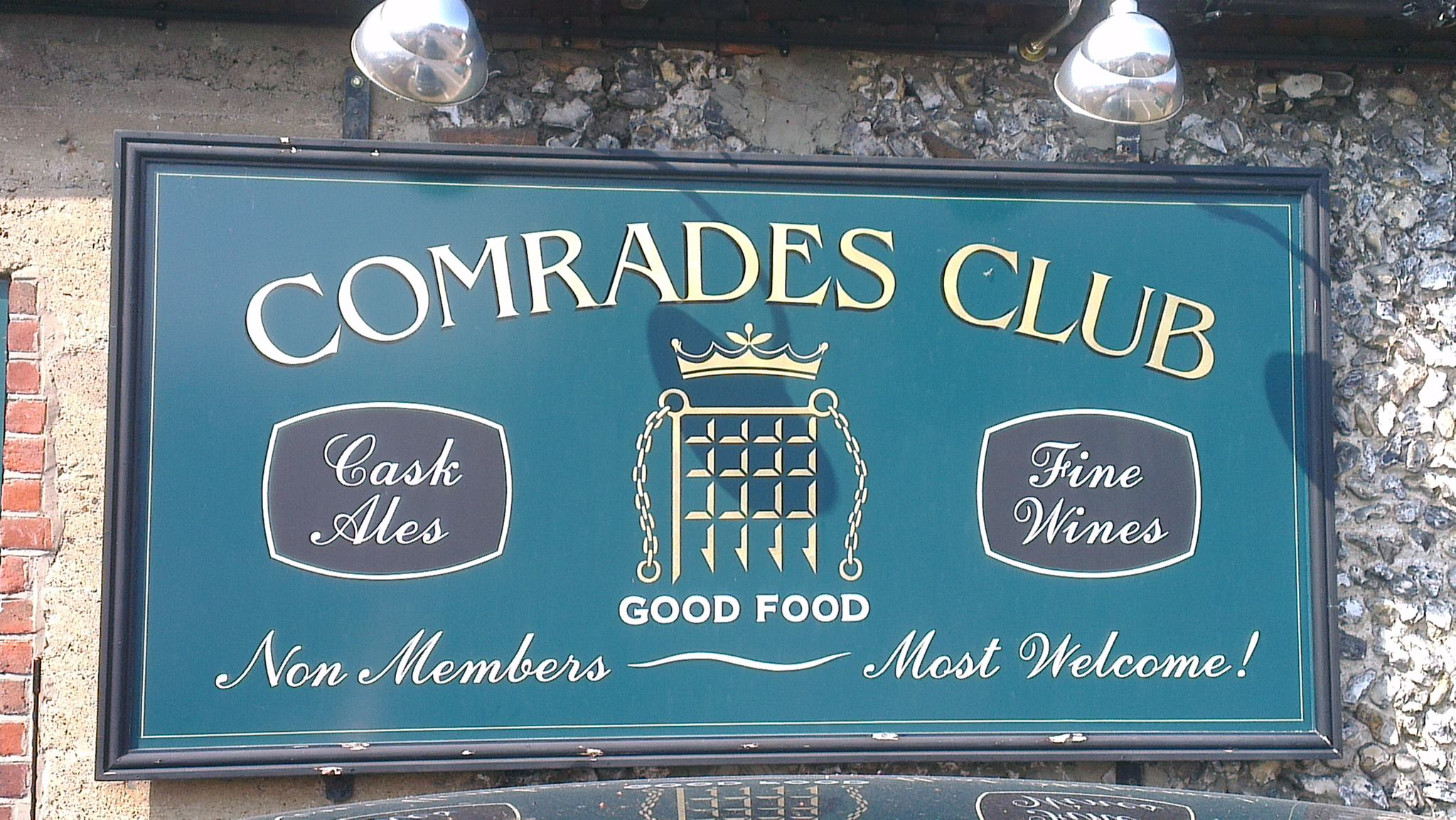 Comrades Club Wallingford