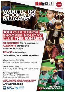 Summer Holiday Club at Barratts