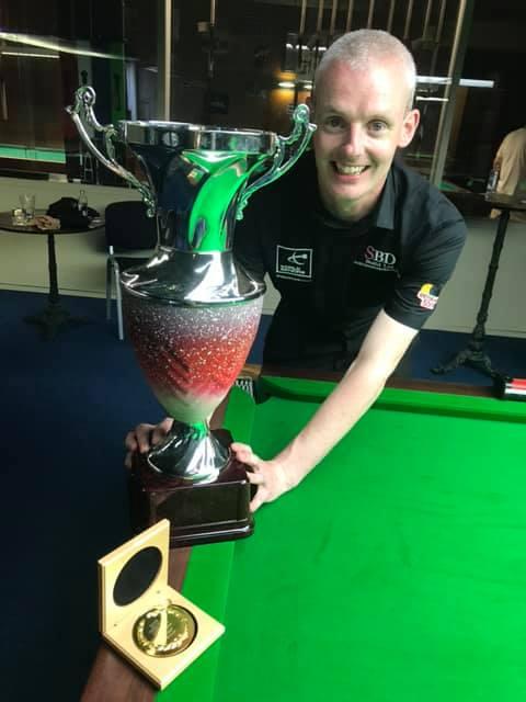 UK Qualifier 1 - Winner Rodney Goggins